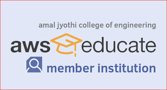 AWS Educate - Member Institution - Amal Jyothi College of Engineering |